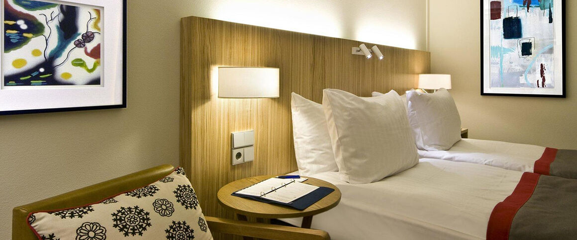 Hotel room. © Radisson Blu Waterfront Stockholm